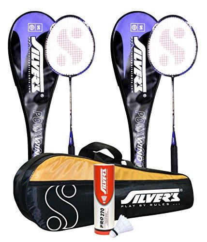 Silver's Wind Badminton Combo 3