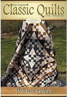 quilt patterns galore