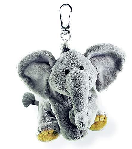 Rudolph Schaffer Elephant Sugar portachiavi peluche