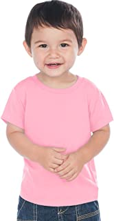 ! Unisex Infants Crew Neck Short Sleeve Tee (Same IJC0432)