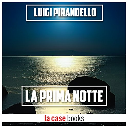 La prima notte audiobook cover art