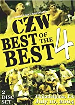 CZW- Combat Zone Wrestling- Best of the Best 4 Double DVD-R
