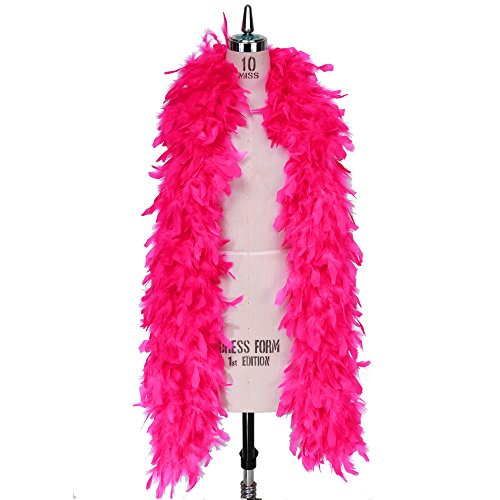 Feather shawl Pink S (japan import)