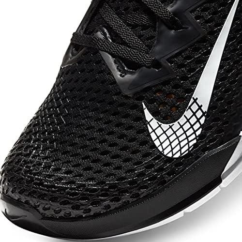 Nike Men's Metcon 6 Black Dark Cayenne DJ3018-016