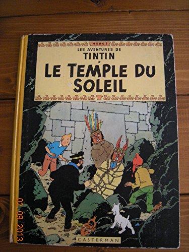 Les Aventures de Tintin - 14 - Le Temple du soleil
