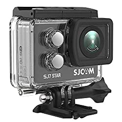 Best Action Cameras Under 200 Dollars - SJCAM SJ7 Star