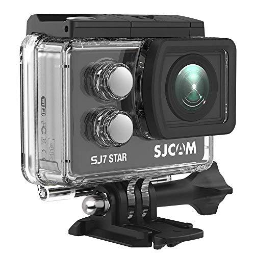 SJCAM SJ7 STAR 4K 12MP 2' Touch Screen Metal Body Gyro Waterproof Sports Action Camera Black