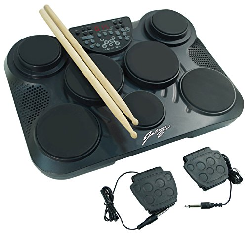 Johnny Brook Electronic Drum Machine with 7 Drum Pads