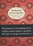 Antología de poetas españolas (Alba Poesía)
