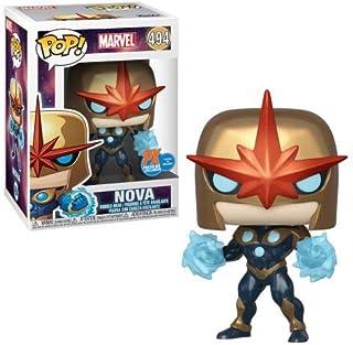 Pop! Marvel: Nova Prime Vinyl Figure