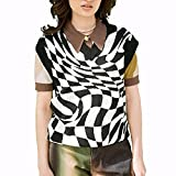 Y2k - Chaleco de punto para mujer, estilo retro, para mujer
