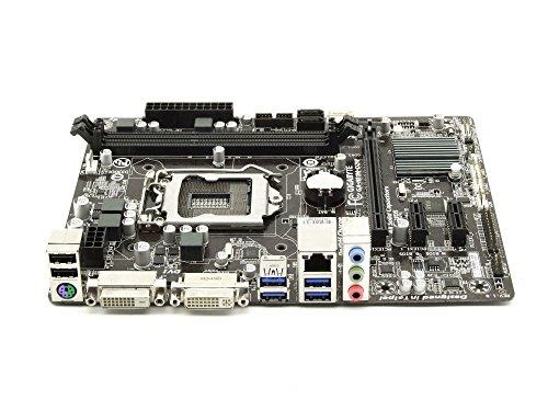 Gigabyte GA-H81M-D2W mATX H81 PC Mainboard Socket Sockel LGA1150 USB3.0 SATA III