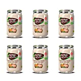 Nutribén EcoPotitos De Pollo De Corral con Verduras Desde Los 6 Meses Pack de 6 x 235gr.