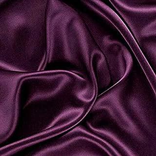taupe satin fabric