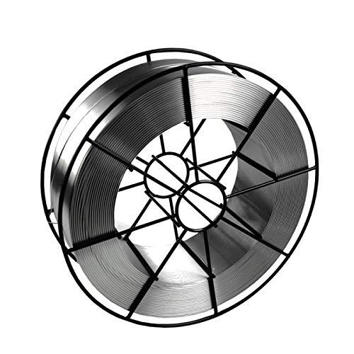 Bobina de hilo de aluminio A4043 ALSi5 Ø 1,2 mm de 7...