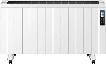 YXCA Heater Monte Calentador Eléctrico De Convección Calentador De Energía para Hogares De Ahorro De Energía Libre De Aceite Radiador Pared,Conversion+Wifi2000W