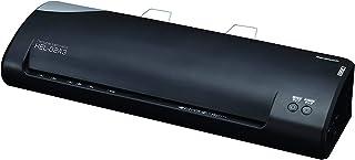 ナカバヤシ ハイスペック ラミネーター 4本ローラー A3 ブラック Z2761