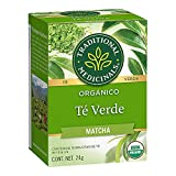 Traditional Medicinals Organic Green Tea With Toasted Rice, Matcha, 96 Count