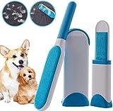 Kiki N Pooch Reusable Washable Pet Fur & Lint Remover Brush Brush Dog
