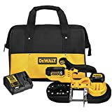 Best Band Saws - DEWALT 20V MAX Portable Band Saw Kit (DCS371P1) Review