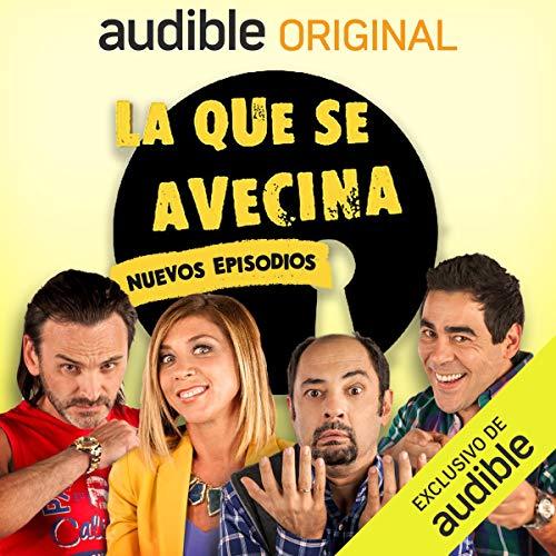 Diseño de la portada del título La Que Se Avecina