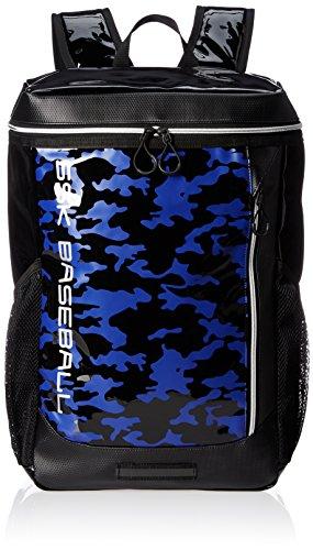 [エスエスケイ] バックパック バックパック(33L) パーソナル BA1006F ブラックxDブルー One Size