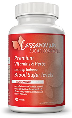 Cassanovum PCOS - Polycystic Ovary Syndrome – Fertility Supplement – Hormone Balance for Men and Women – Trying to Conceive – with Alpha Lipoic Acid, Omega 3, NAC