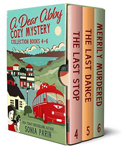 A Dear Abby Cozy Mystery Collection Books 4-6