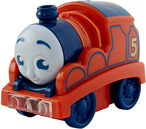 Fisher-Price Premier Thomas et ses Amis – Railway Pals : James – Loco Interactive 1er Age en Anglais