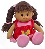 Heunec 470576 - Poupetta Lucy mit braunem Haar L -