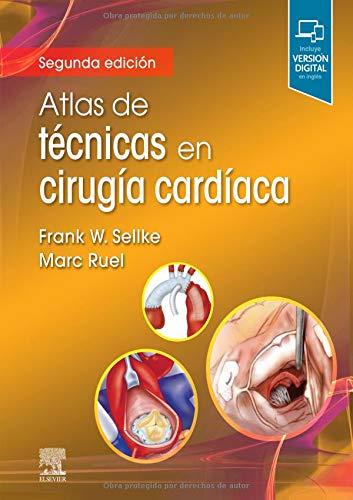 Atlas De Técnicas En Cirugía Cardíaca - 2ª Edición