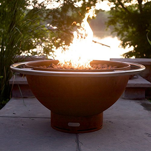Why Should You Buy Fire Pit Art Bella Luna Gas Fire Bowl