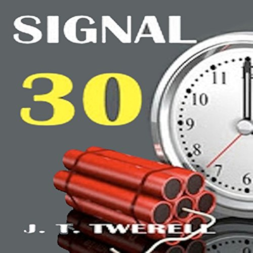 Signal 30 audiobook cover art