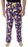 Spongebob Squarepants Men's Space Chase Adult Lounge Sleep Pajama Pants (2X-Large)