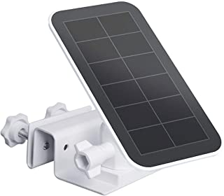 HOLACA Weatherproof Gutter Mount for Arlo Pro, Arlo Ultra, Reolink Argus 2, Argus Pro, Solar Panel- Arlo/Reolink Accessori...