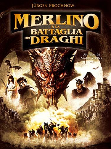 Merlino e la battaglia dei draghi