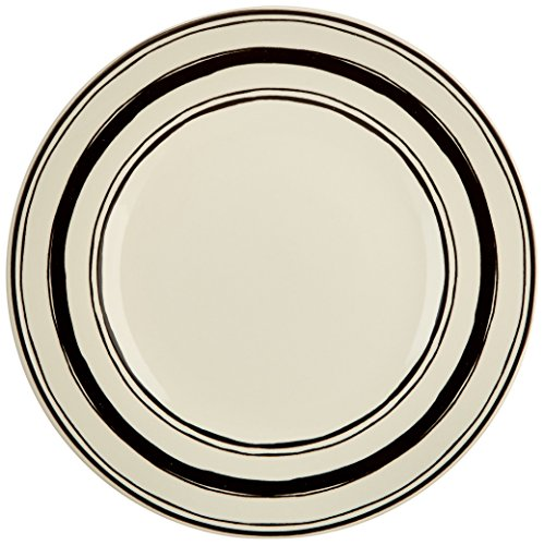 Lenox Around The Table Stripe Accent Plate, Wh