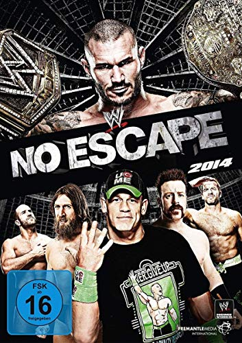 WWE - No Escape 2014