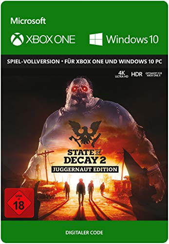 State of Decay 2 Juggernaut Edition | Xbox One/Windows 10 PC - Download Code