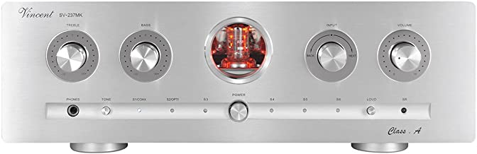 Vincent Audio SV 237MK Hybrid Stereo Integrated Amp - Silver