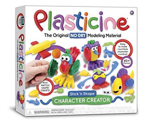 Plasticine Character Creator Toy