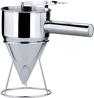 Pancake Batter Dispenser Stainless Steel Handheld Stirring Batter Separator