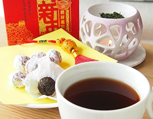 雲南省産プーアル茶小沱茶(熟茶)150g