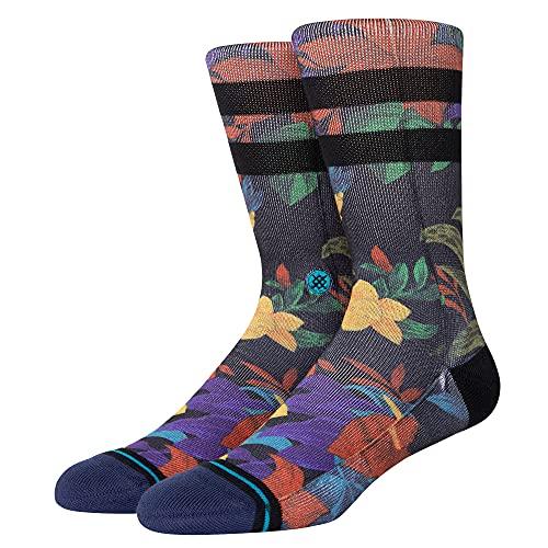 Stance Mumu Mens Fashion Socks Large Black