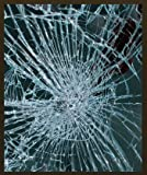 Image of 1 Metre x 2 Metre Clear Safety & Security Window Film (Anti Shatter Glass Protection)