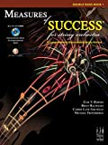 Measures of Success for String Orchestra Double Bass Book 1