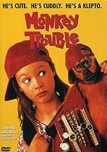 monkey trouble dvd