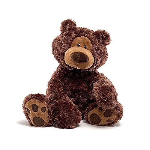 PHILBIN BEAR CHOCOLATE 18
