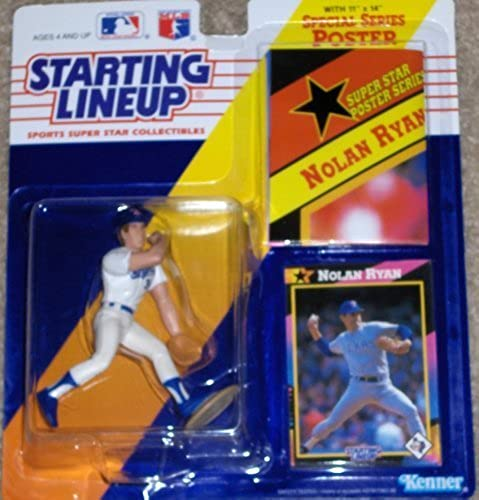 Nolan Ryan 1992 Starting Lineup by Starting Line Up