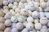 100 pelotas de golf usadas para práctica mixta / grado C   Green Golf Online